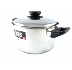 555 Stainless Steel 11 Series Cooking Pot