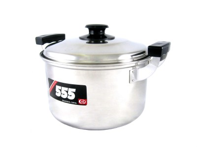 555 Stainless Steel 14 Series Cooking Pot