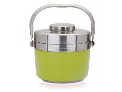 Double Layer Stainless Steel Lunch Box 1.5L