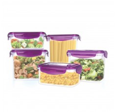 AMARK Airtight Crisper 6-pc Set